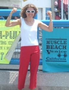 Muscle beach 238x307
